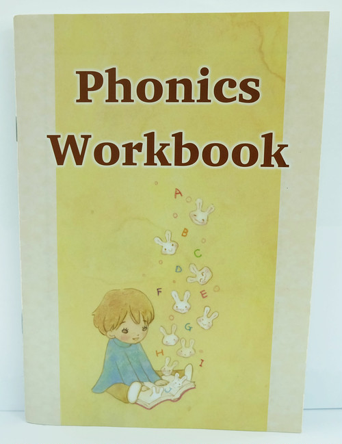 Phonics Workbook (Yellow) 10冊