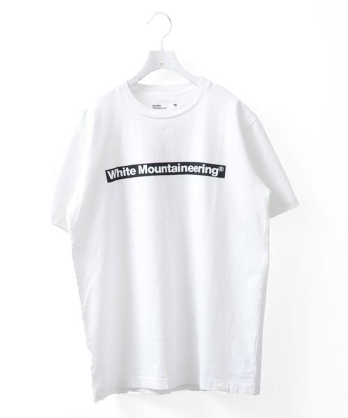 LOGO PRINTED T-SHIRT - WHITE