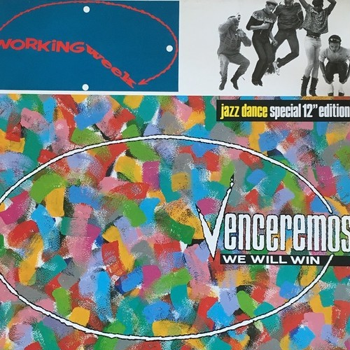 【12inch・英盤】Working Week / Venceremos - We Will Win