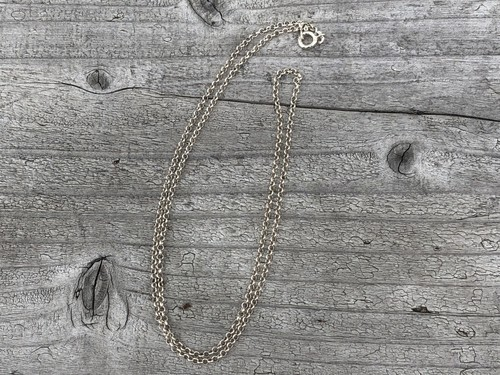 Wells Sterling Necklace Chain-50cm