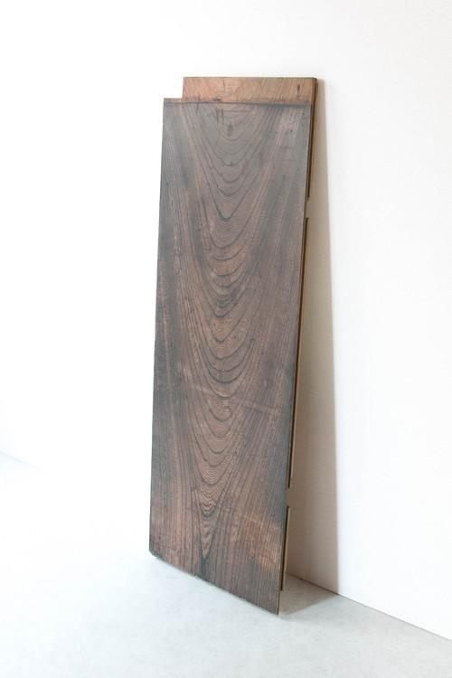 欅の床板古材7枚セット