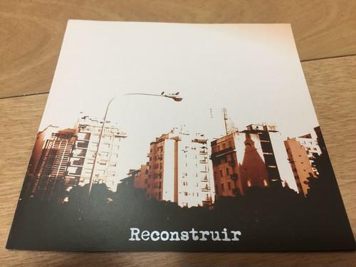 Reconstruir - S/T CD