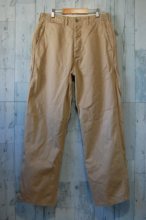BUZZ RICKSON'S(バズリクソンズ) 1942 MODEL MILITARY CHINOS