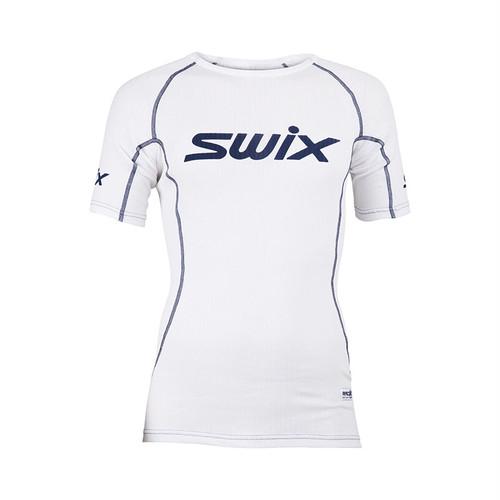 SWIX(スウィックス) レースボディー SS 半袖 メンズ 40451-00000 ベースレイヤー ボディ フィットネス ランニング ウェア メンズ インナー アウトドア スポーツ