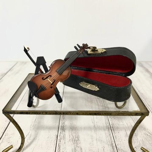 【ミニ】バイオリンのバッグチャーム