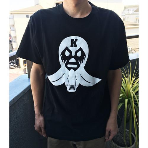 LET'S KENDO‼マスクロゴTシャツ/シルク印刷