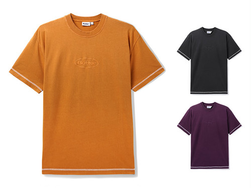BUTTERGOODS|Chain Stiche Tee