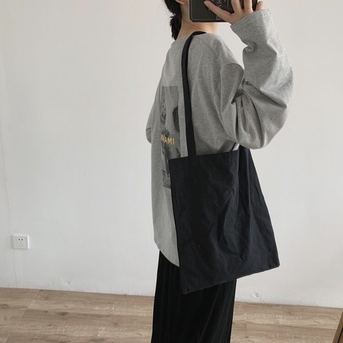 バックプリントルーズTシャツ U3195