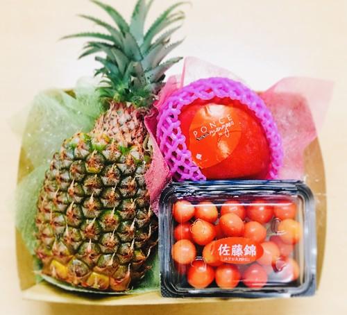 特選フルーツ詰合せ