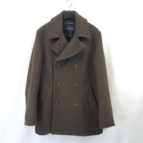 Men's【LONDON TRADITION】Pea Coat