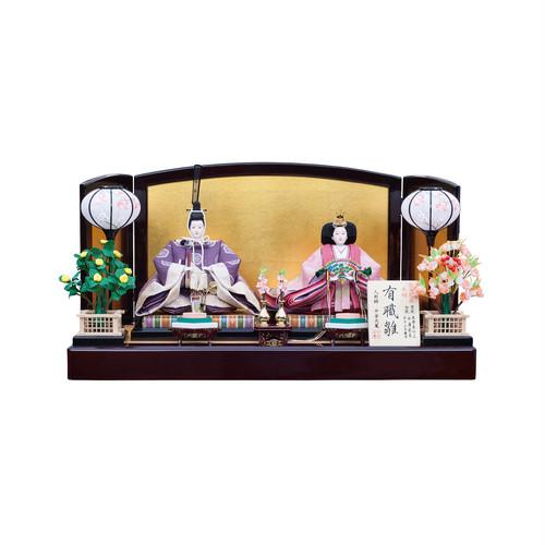 ひな人形<親王飾り・平安天鳳作>和泉