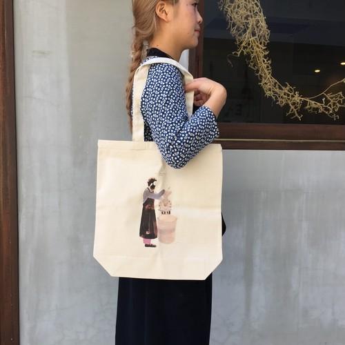 旅の音オリジナルトートバッグ【送料無料商品】