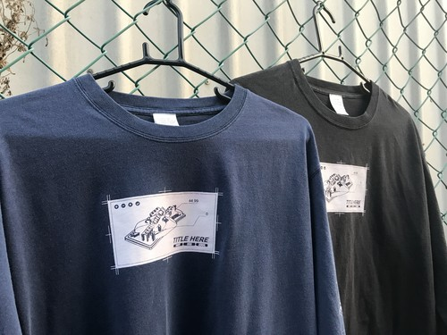 S.D.S LONG Tshirt