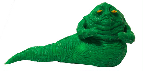 Jabba the Hutt Toy
