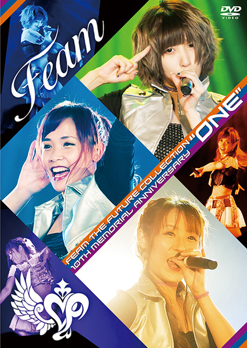 "【SALE】Feam 10th MEMORIAL ANNIVERSARY ""ONE"" DVD/Feam"