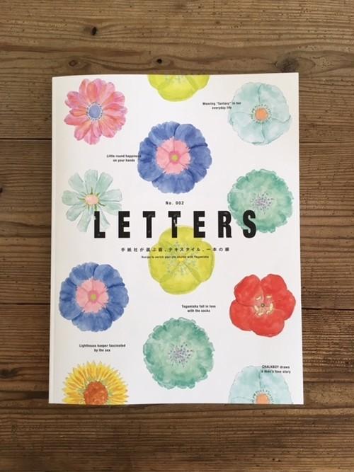 LETTERS No.002