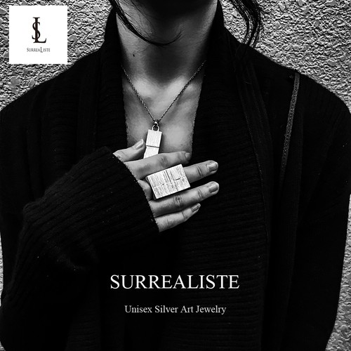 【SURREALISTE】18ss〜New Select Unisex Silver Jewelry