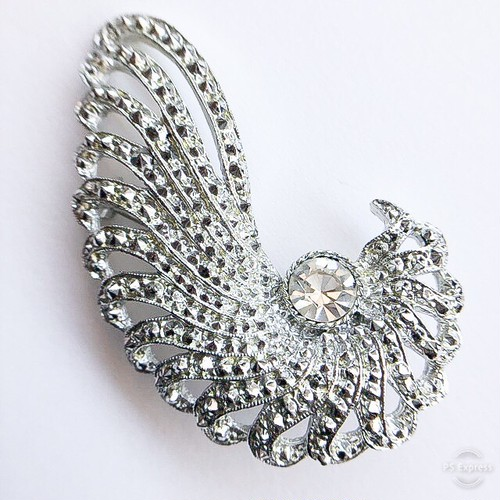 """Sarah Coventry"" Evening Splendor brooch[b-238]"