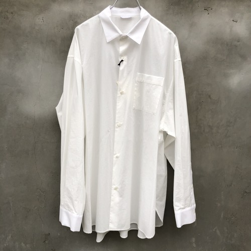 "Blanc YM ""broad cloth shirt"""
