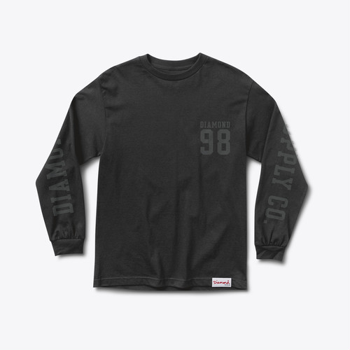 Diamond Dupply Co. - Nine Eight L/S tee