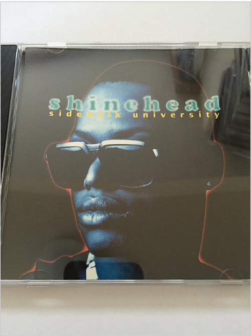 Shinehead(シャインヘッド) - Sidewalk University【 CD】