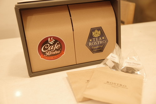 COFFEE & TEA BOX