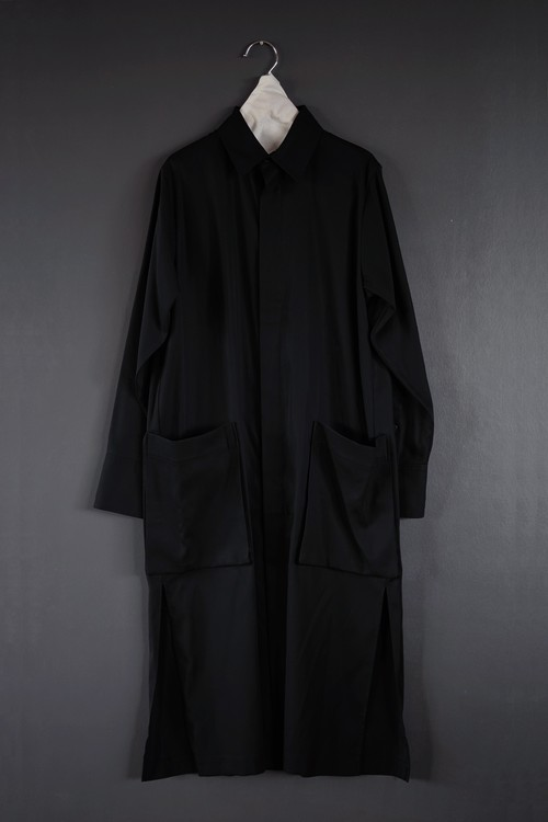 08sircus - 100/2 double voile long shirt