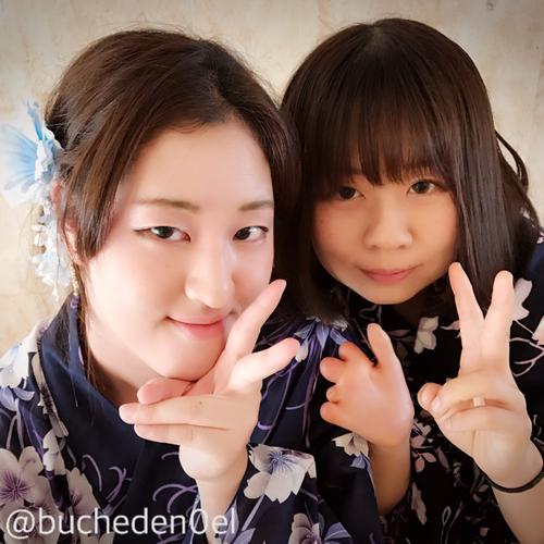 04.29 あもり・桜お誕生日会