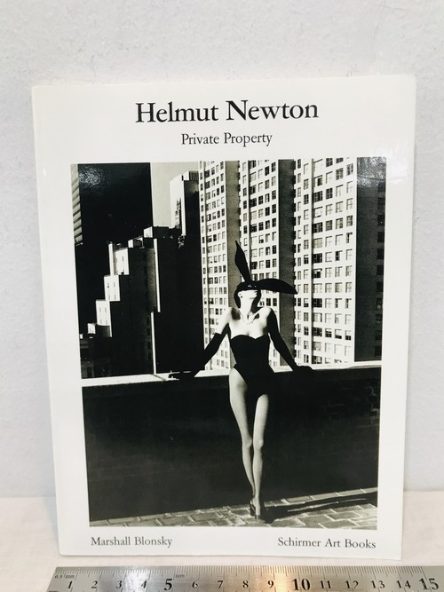 HELMUT NEWTON  private propety
