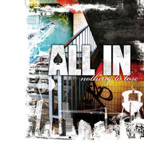 【USED】ALL IN / NOTHING TO LOSE