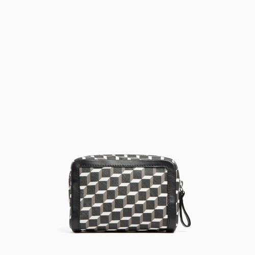 PIERRE HARDY MULTI POUCH    BLACK