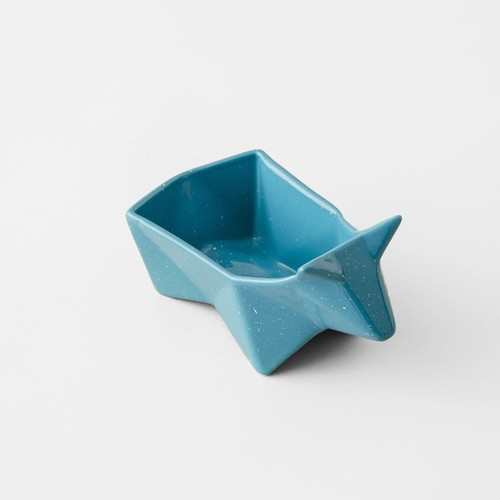 Peek Bowl Blue