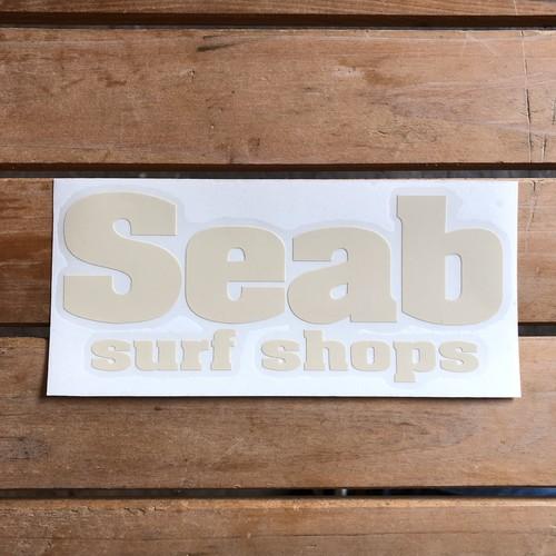 Seab ステッカー(中)