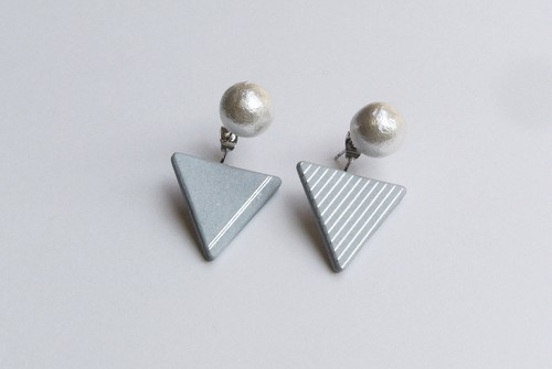 △PIERCE / EARRING【BLUEJEAN】