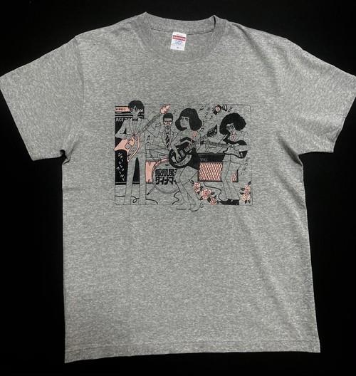 鮫肌尻子とダイナマイトTシャツ