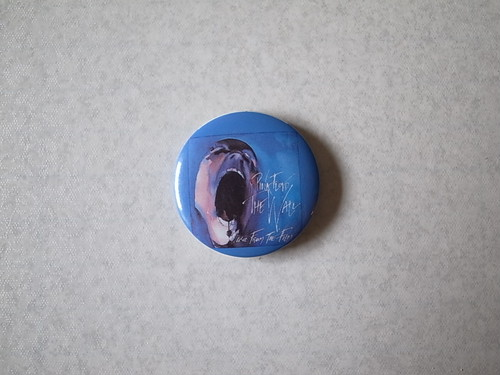 BADGE / PINK FLOYD