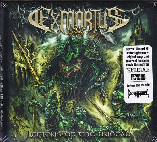 EXMORTUS 『Legions of the Undead』