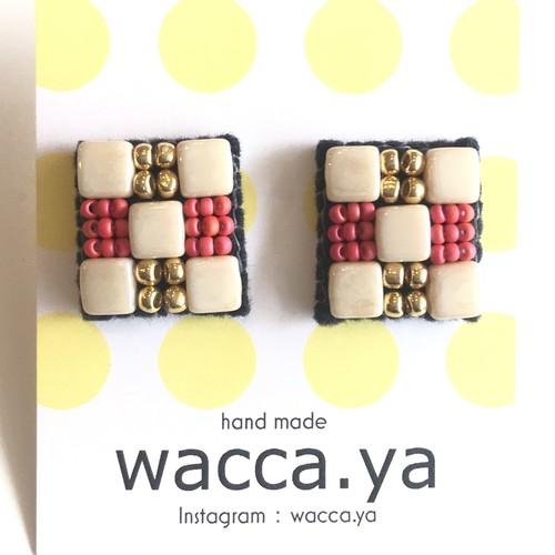 wacca屋 ピアス/イヤリング #126#128