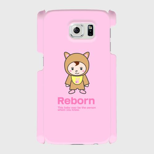 Reborn 側表面印刷スマホケース Galaxy S6(SC-05G) ツヤ有り(コート)