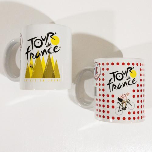 ツール・ド・フランス公式マグカップ