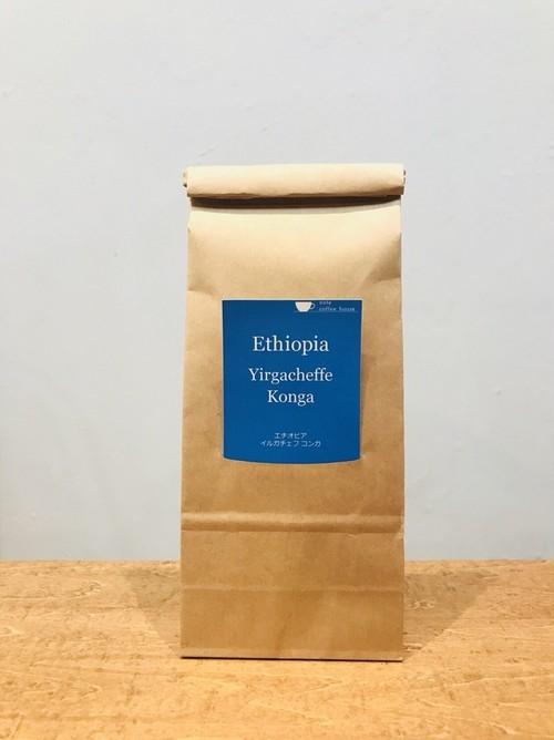 (200g)エチオピア イルガチェフ コンガ ヲッシュド【ETHIOPIA COFFEE  Yirgacheffe Konga G-1 】