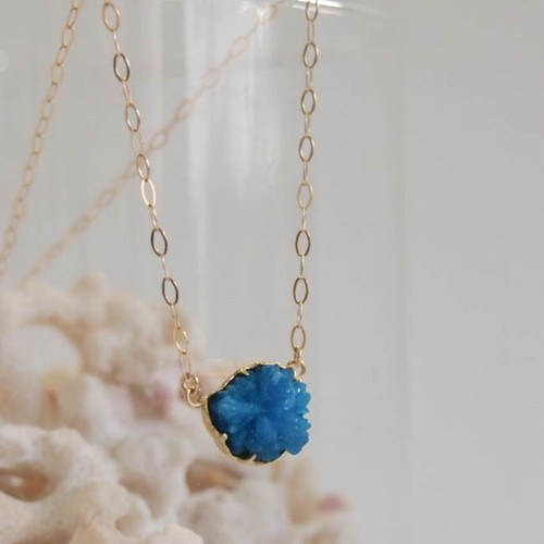 berry necklace K18 (カバンサイト)【FN207】