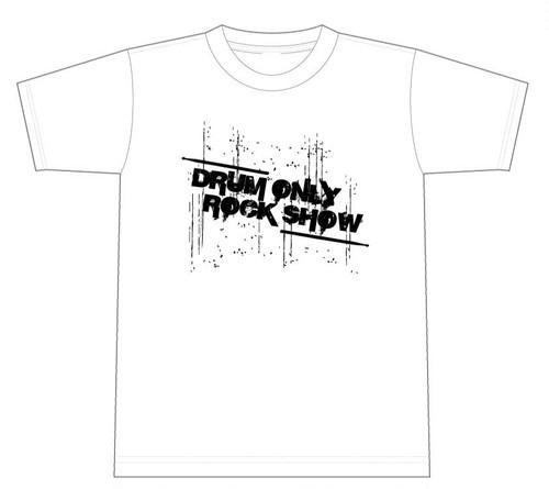 【復刻】3代目 BEAK ひとりドラムツアーTシャツ【完全受注生産】