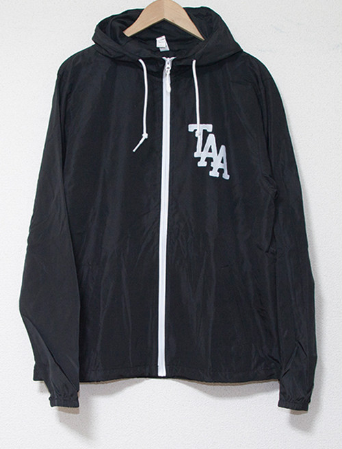 【THE AMITY AFFLICTION】Everyone Loves You Windbreaker (Black)