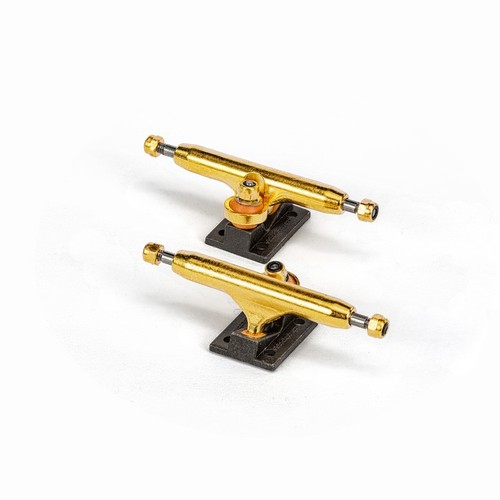 Blackriver Trucks Wide 2.0 gold/black 32
