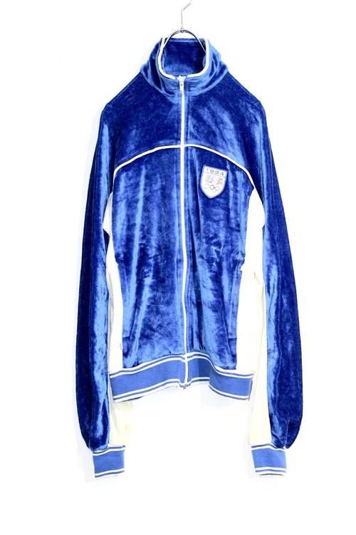 vintage levi's velours jersey USA Olympic 1984
