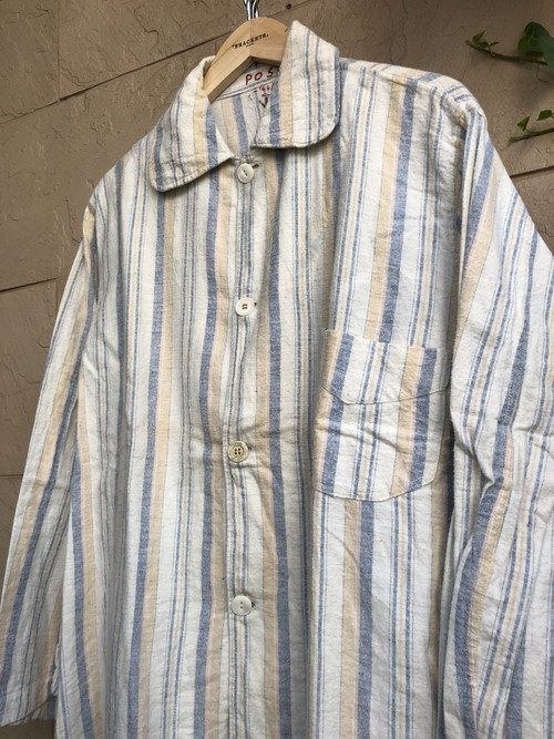 1940s〜 British military pajama shirts 1