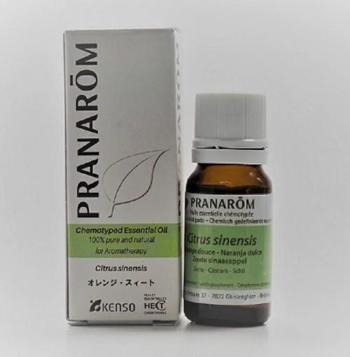 オレンジ・スィート 10ml プラナロムエッセンシャルオイル(精油)