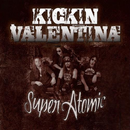 KICKIN VALENTINA 『Super Atomic』 輸入盤:国内流通仕様CD
