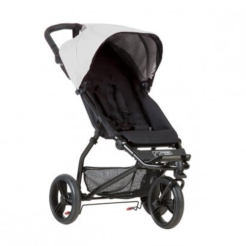 mountain buggy mini buggy silver マウンテンバギー ミニ シルバー